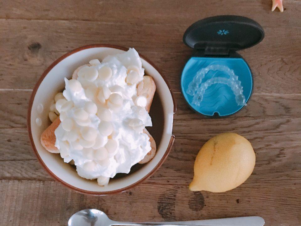 Frühstück gegen Mund