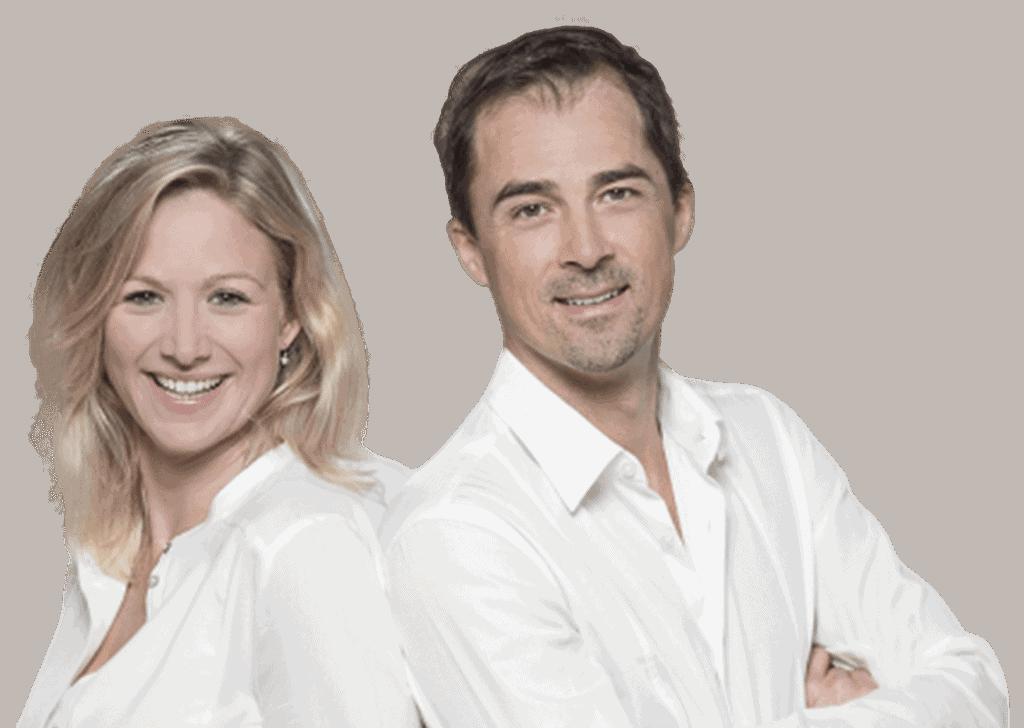 Dr. Holger Krempel und Dr. Barbara Morbach